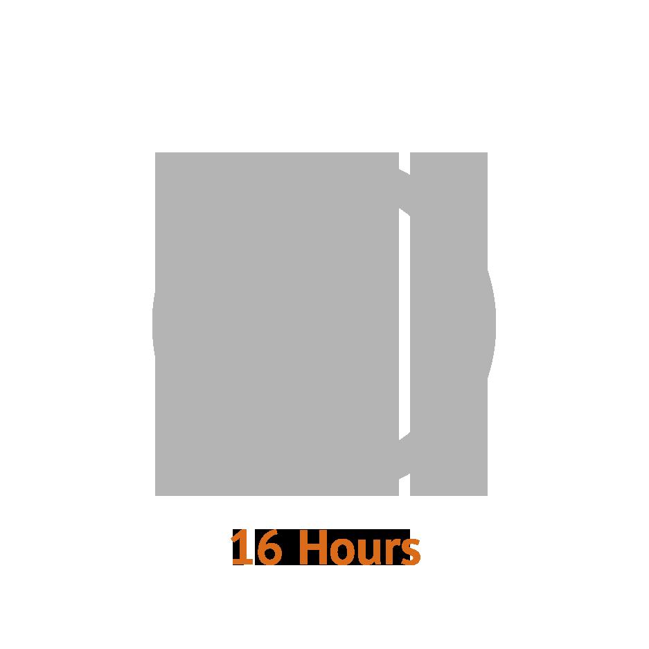 16hrs