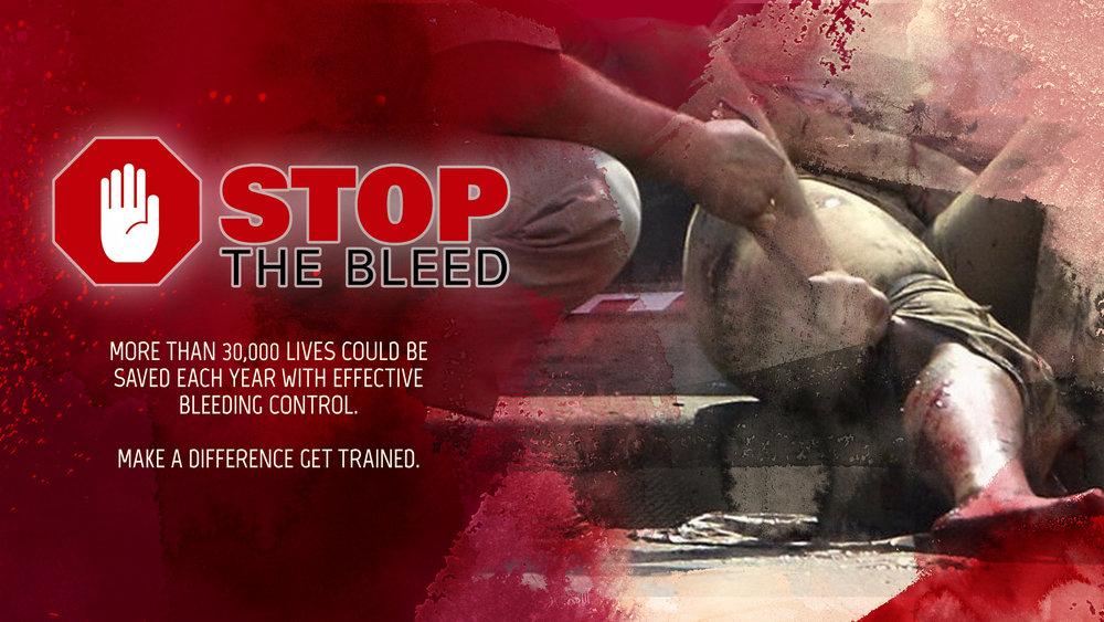 stop the bleed